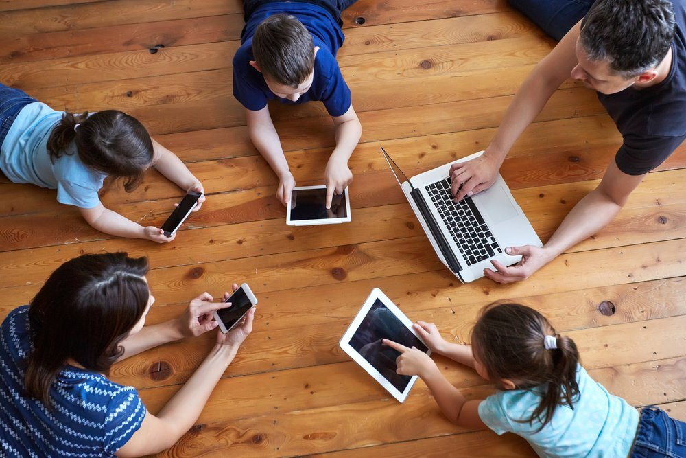 Broadband for large families